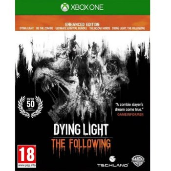 Dying Light: The Following Enhanced Edition product