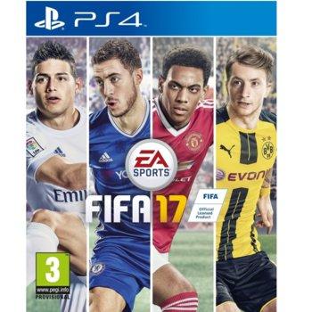 Игра за конзола FIFA 17, за PS4 image