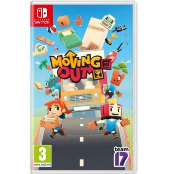 Игра за конзола Moving Out, за Nintendo Switch image