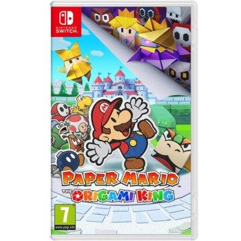 Игра за конзола Paper Mario: The Origami King, за Nintendo Switch image