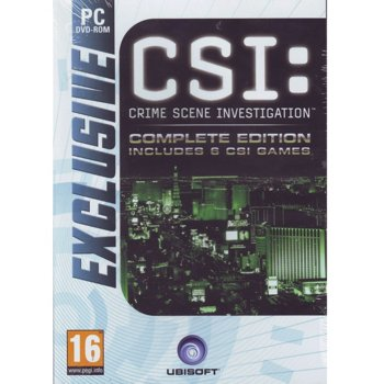 CSI Complete Edition product