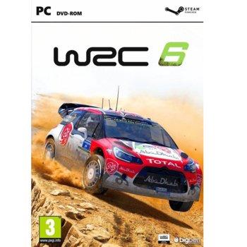WRC 6 product