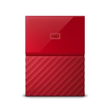 Western Digital 2TB MyPassport (THIN) Red product
