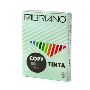 Копирен картон Fabriano, A4, 160 g/m2, светлозелен, 250 листа image