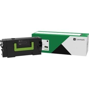Тонер касета за Lexmark MS725dvn / MS823dn, Black, 58D2H00, Заб.: 15000 брой копия image