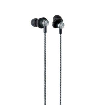Слушалки Panasonic RP-HTX20BE, безжични, микрофон, Bluetooth, черни image