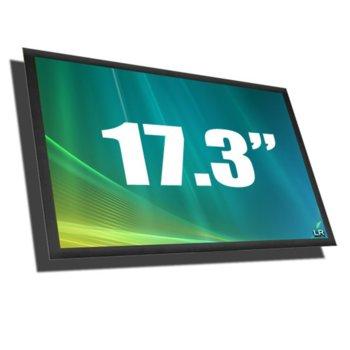"""Mатрица за лаптоп LG N173FGE-L13, 17.3"""" (43.94 cm) HD+ 1600 x 900 pix., матов image"""