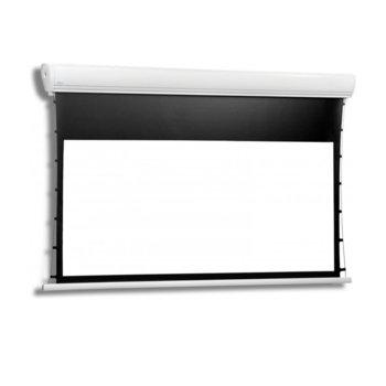 Екран Avers AKUSTRATUS 2 TENSION 18-10 MG BT, за стена/таван, Matt Grey, 2070 x 1580 мм, 16:10 image