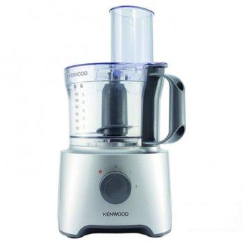 Кухненски робот Kenwood FDP302SI, 800W, 2 скорости, 2.1L, сребрист image