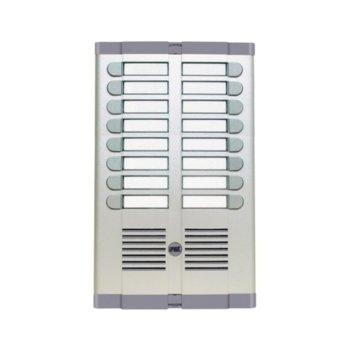 Домофонно табло, 16 бутона, за система URMET 925/216 image