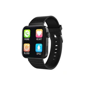 Смарт часовник Mi5, 37mm, Bluetooth 5.0, водоустойчив IP67, Различни цветове image