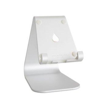 Стойка за таблет/телефон Rain Design mStand mobile, 81 х 111 х 124мм, сребриста image