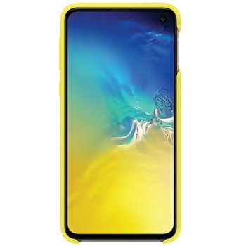 Samsung S10e G970 Silicone Cover Yellow product