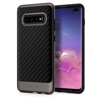 Kалъф за Samsung Galaxy S10 Plus, хибриден, Spigen Neo Hybrid 606CS25774, черен image