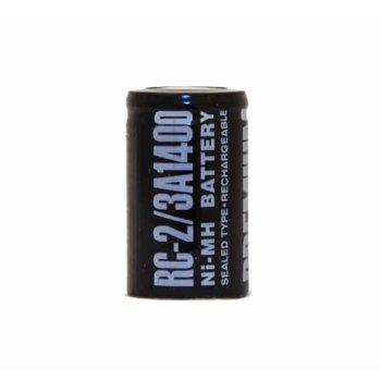 Акумулаторна батерия Energy Technology 2/3A1400 RC, 2/3А, 1.2V, 1400mAh, NiMH, 1 бр. image