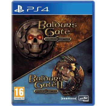 Игра за конзола Baldur's Gate I & II: Enhanced Edition, за PS4 image