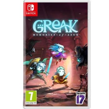 Игра за конзола Greak: Memories Of Azur, за Nintendo Switch image