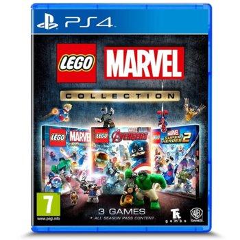 Игра за конзола LEGO Marvel Collection, за PS4 image