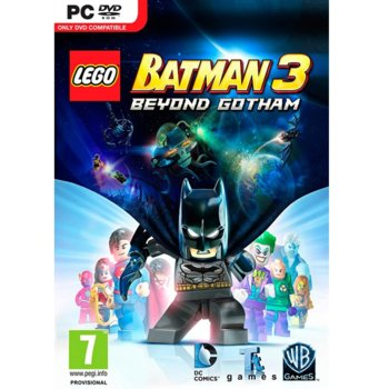 Игра LEGO Batman 3: Beyond Gotham, за PC image