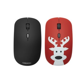 Canyon 2.4GHz wireless Optical Mouse Raindee Cover product