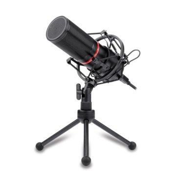 Микрофон Redragon Blazar GM300-BK, -45dB чувствителност, 1.7 метра кабел, USB image