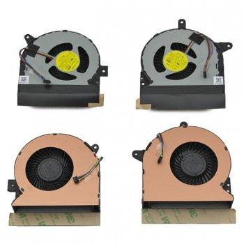 Вентилатор за Asus ROG G752, G752V, G752VY, 4pin, 5V - 0.5A image