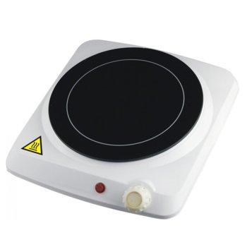 Електрически котлон Crown CS-1150W, защита срещу прегряване, 1500W, бял image