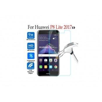 Протектор от закалено стъкло /Tempered Glass/, за Huawei P8 lite 2017 image
