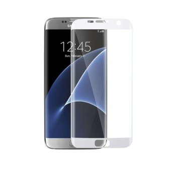 Tempered Glass for Galaxy S7 Edge бял 52283  product