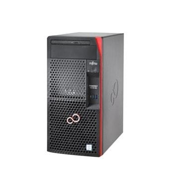 Сървър Fujitsu PRIMERGY TX1310 M3 (VFY:T1313SC250IN), четириядрен Kaby Lake Intel Xeon E3-1225 v6 3.3/3.7 GHz, 16GB DDR4 Unbuffered, 2x 1TB HDD, без ОС, 250W PSU image
