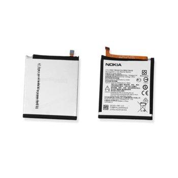 Батерия (оригинална) Nokia HE345 за Nokia 6.1, 3000mAh/3.85V image