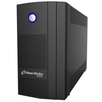 UPS PowerWalker VI 1000 SB, 1000VA/600W, Line Interactive image