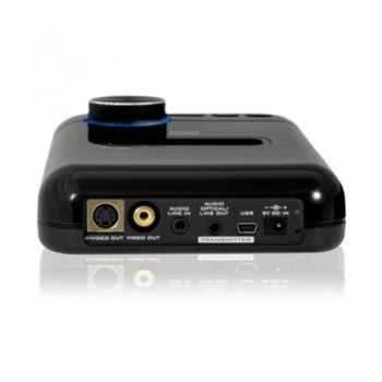 Медиа плейър Creative Xdock, докинг станция за iPod, трансмитер image