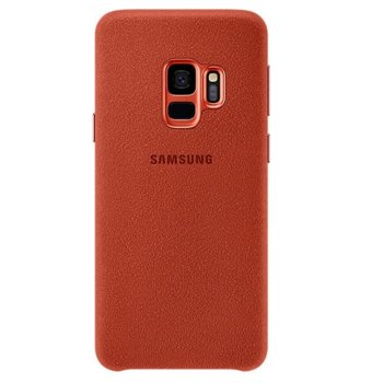 Samsung Galaxy S9, Alcantara Cover, Red product