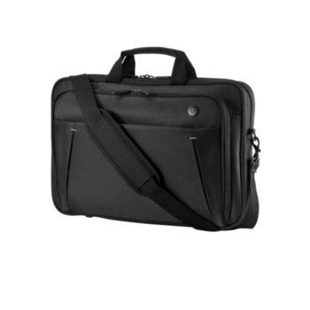 "Чанта за лаптоп HP Business Case, до 15.6"" (39.62 cm), за през рамо, черна image"