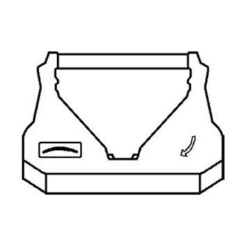 КОРИГИРАЩА ЛЕНТА ЗА ПИШЕЩА МАШИНА OLIVETTI ET 121/ БУЛТЕКСТ 20/30/35 - Gr. 150 Неоригинален image