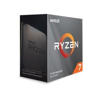 Процесор AMD Ryzen 7 3800XT, осемядрен (3.9/4.7 GHz, 32MB, AM4) BOX, без охлаждане image