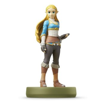 Фигура Nintendo Amiibo - Zelda Fieldwork, за Nintendo 3DS/2DS, Wii U image