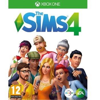 Игра за конзола The Sims 4, за Xbox One image
