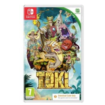 Игра за конзола Toki - Code in a Box, за Nintendo Switch image