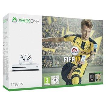 Microsoft Xbox One S FIFA 17 product