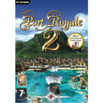 Port Royale 2 product