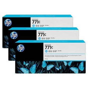 HP 771C (B6Y36A) Light Cyan product