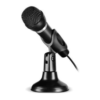 Микрофон Speedlink Capo, USB, 2m кабел, черен image