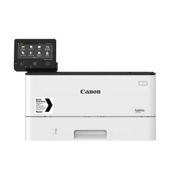 Лазерен принтер Canon i-SENSYS LBP228x, монохромен, 600 x 600 dpi, 38 стр/мин, LAN, Wi-Fi, А4 image