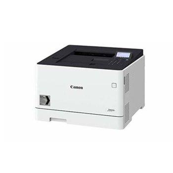 Лазерен принтер Canon i-SENSYS LBP663Cdw, цветен, 600 x 600 dpi, 27 стр/мин, Wi-Fi, LAN, USB, A4 image