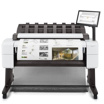HP DesignJet T2600 36in 3XB78A product