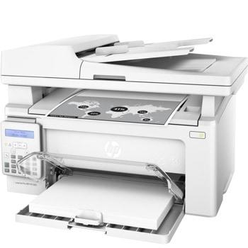 Мултифункционално лазерно устройство HP LaserJet Pro MFP M130fn, монохромен, принтер/скенер/копир/факс, 600x600 dpi, 22 стр/мин, LAN 10/100, USB, A4 image