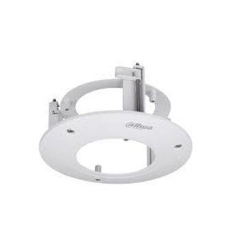 Стойка за вграждане Dahua PFB200C, 166 х 75.8m, PVC, 1кг товар, за вграждане в окачен таван image