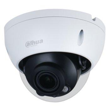IP камера Dahua IPC-HDBW2431R-ZS-27135S2, куполна камера, 4MP Mpix(2688x1520@30FPS), 2.8mm обектив, H.265/H.264H/MJPEG, IR осветеност (до 30 м.), външна IP67/IK10 защита от вода, двупосочно аудио, MicroSD 128 GB слот image